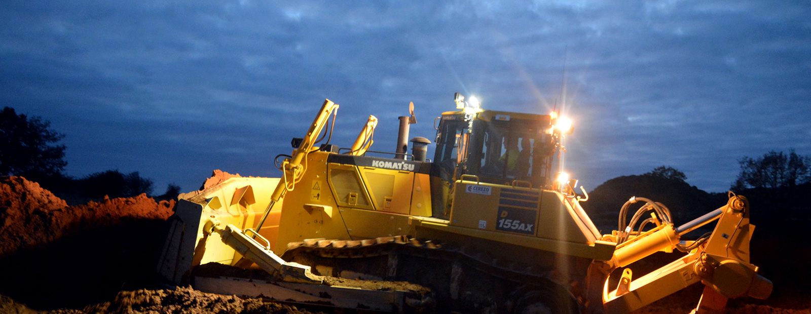 Mining corporate development services